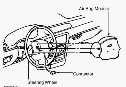 2000 oldsmobile alero ignition module wiring diagram