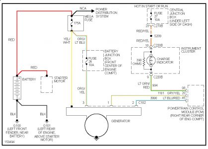 Wiring Diagram 02 Ford Taurus Wiring Schematic Diagram