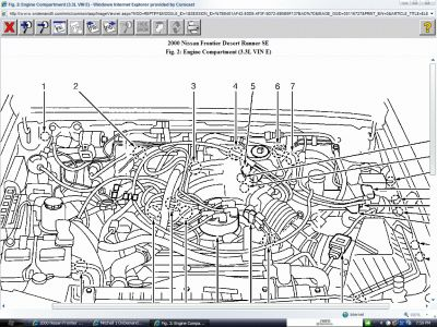 Frontier V6 Engine Diagram Wiring Diagram