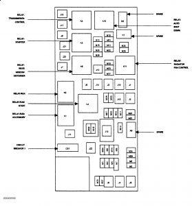 dodge nitro fuse box diagram