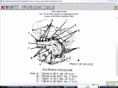 xlr engine coolant diagram