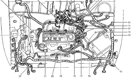 1995 Ford 3 8 Liter Engine Diagram \u2013 Vehicle Wiring Diagrams