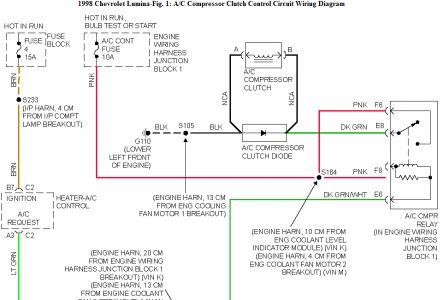 1998 Lumina Engine Diagram Exhaust Wiring Schematic Diagram