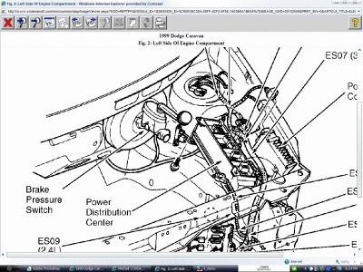 1999 Dodge Caravan Horn Not Working Other Category Problem 1999
