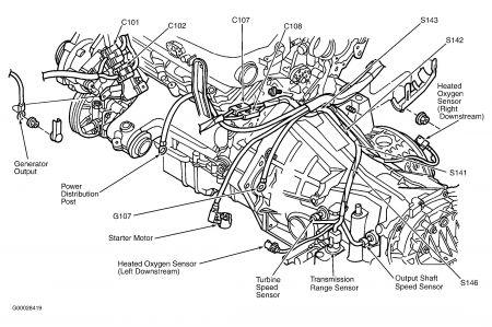 1995 Dodge Intrepid Engine Diagram - Wiring Diagrams
