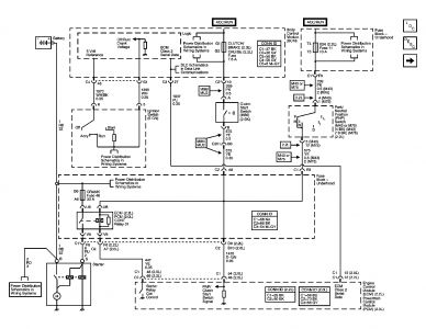 2004 saturn ion starter wiring diagram