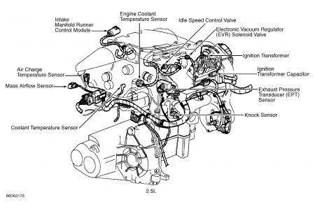 1999 mercury mystique engine diagram