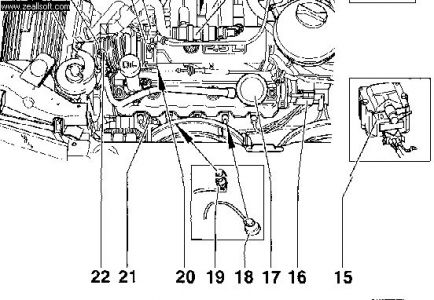Diagram 3 1 Liter Engine Parts circuit diagram template