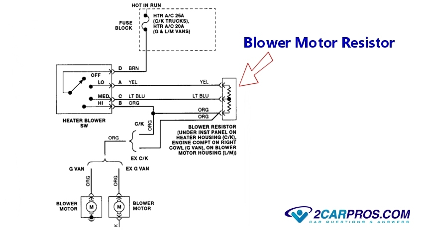 Spal Blower Motor Wiring Diagram Wiring Diagram