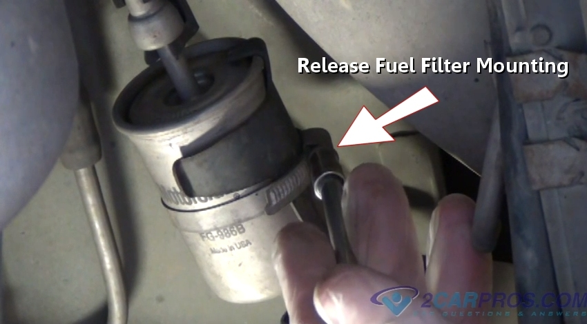 Cavalier Fuel Filter Replacement Wiring Diagram