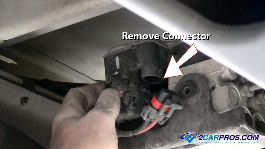 4 Pin Trailer Wiring Diagram 2012 Frontier Car Repair World Abs Computer Module Replacement
