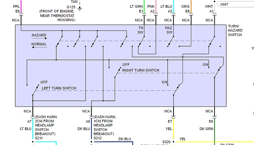traction circuit in ford focus conversions