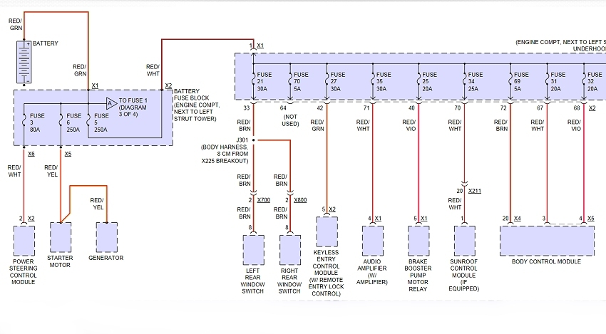 And Adjustments Colour Electrical Wiring Diagrams Epcmanualscom