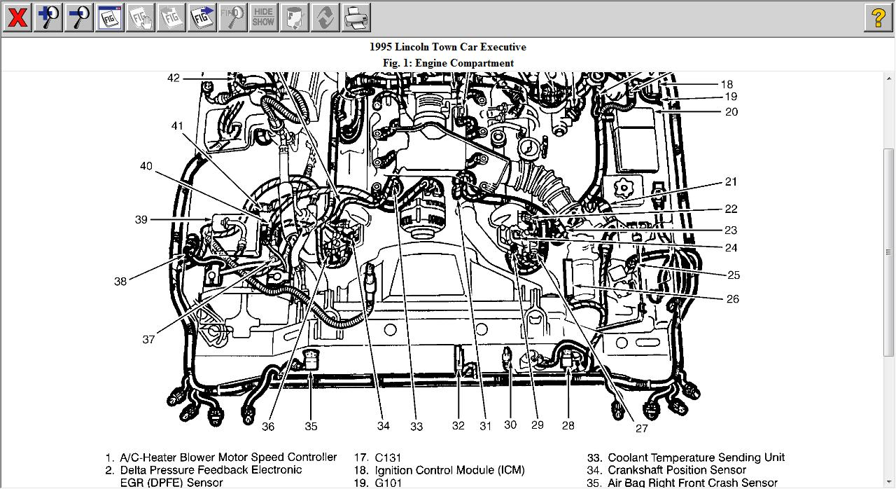 lincoln town car test drive