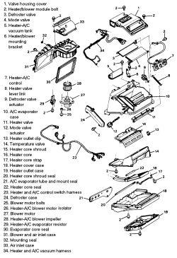 98 chevy cavalier engine diagram