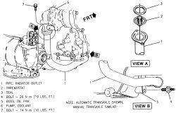 99 chevy malibu 2.4 engine diagram