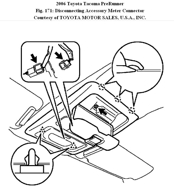 wire harness connector clip