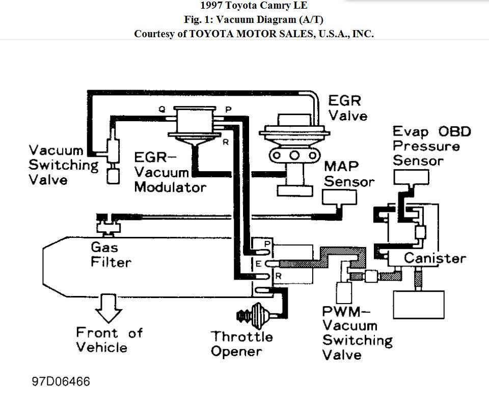 1997 toyota camry spark plug wire diagram 1997 engine image for
