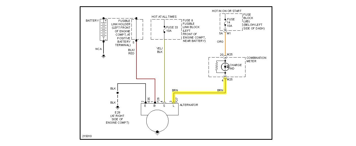 2006 nissan murano fuse box diagram