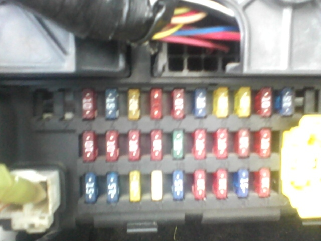 2002 Jeep Grand Cherokee Wiring Problem Lost Power to the C4