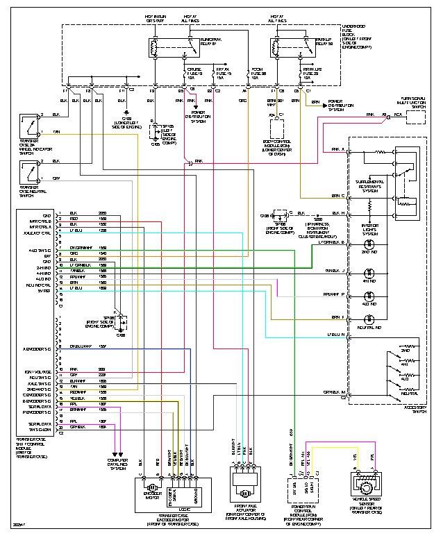 chevy colorado wiring schematic