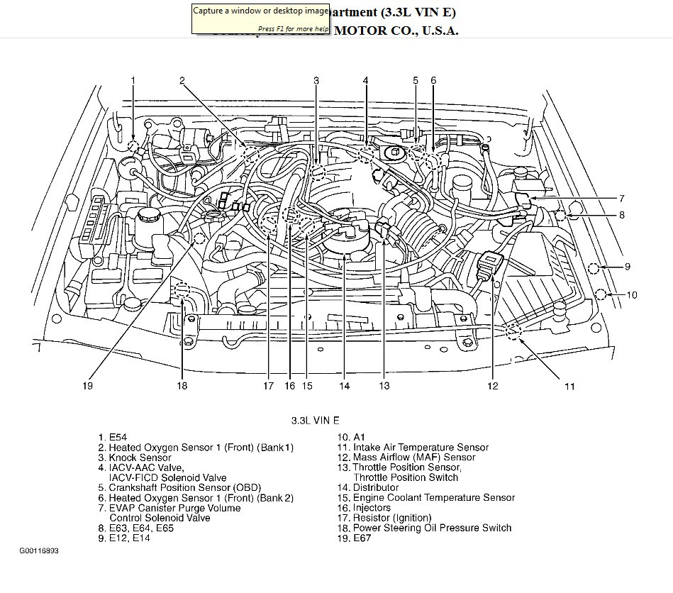 2011 nissan frontier v6 engine diagram