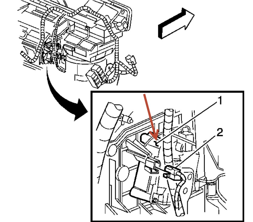 2005 buick terraza engine diagram