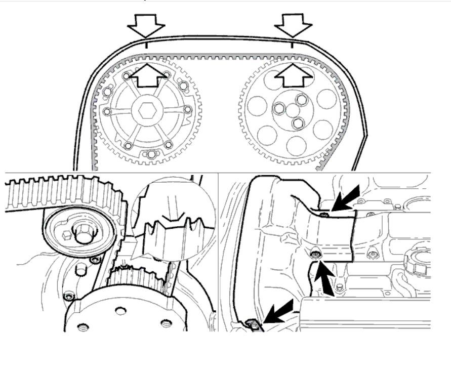 volvo timing belt failure