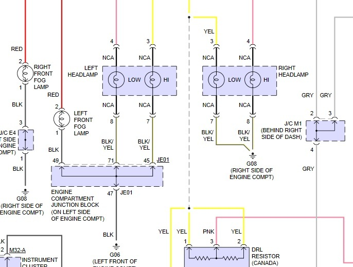 2007 Hyundai Azera Headlight Problems Electrical Sometimes When U