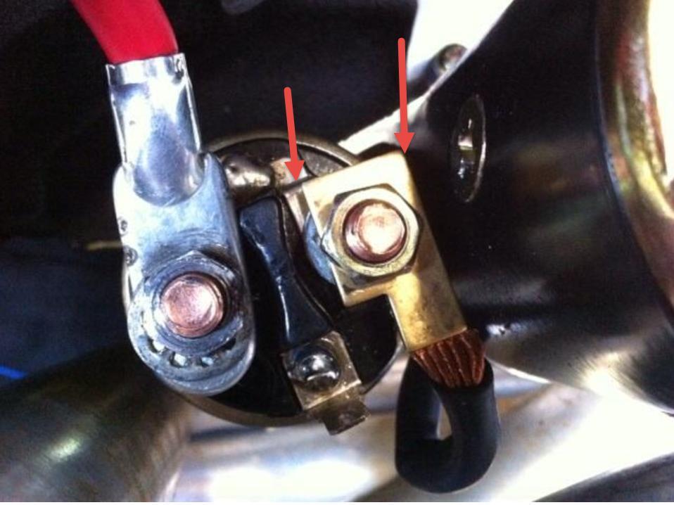 06 Impala Starter Wiring Diagram - Wiring Diagram Detailed