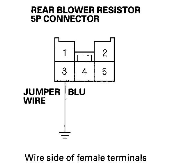 2005 honda pilot wiring diagram hvac