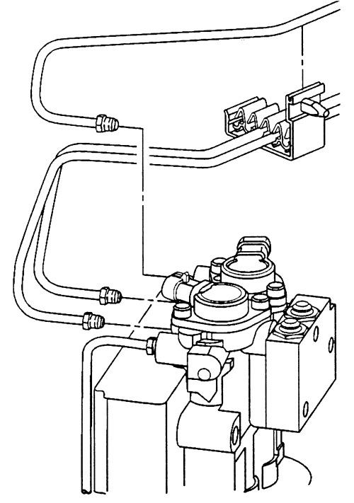 2001 buick century fuel filter location