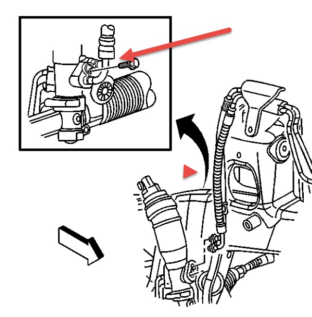 diagram of the high side driver click on image to enlarge
