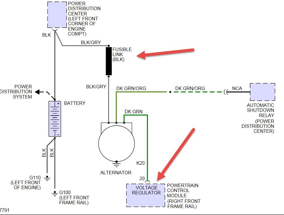 94 chrysler concorde wiring diagram  | 1000 x 1145