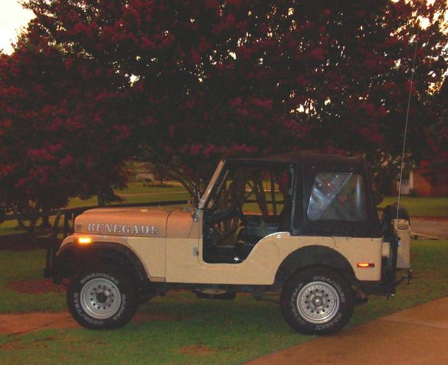 1978 Jeep CJ7 Tail Light Wiring I Have a Little Issue with the