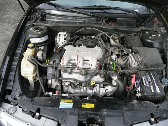 1999 Alero Engine Diagram Wiring Schematic Diagram