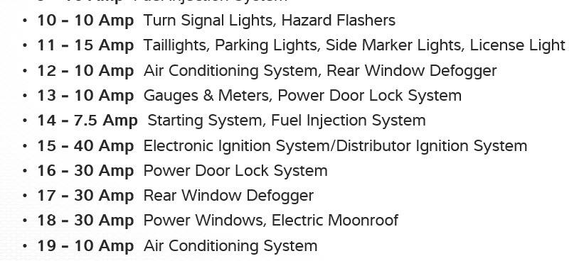 1995 Toyota Celica Power Windows Power Windows Stopped Working