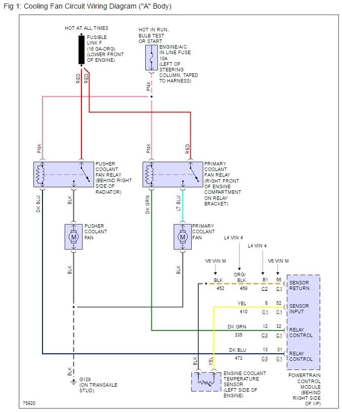 seat belt wiring diagram 1996 buick century