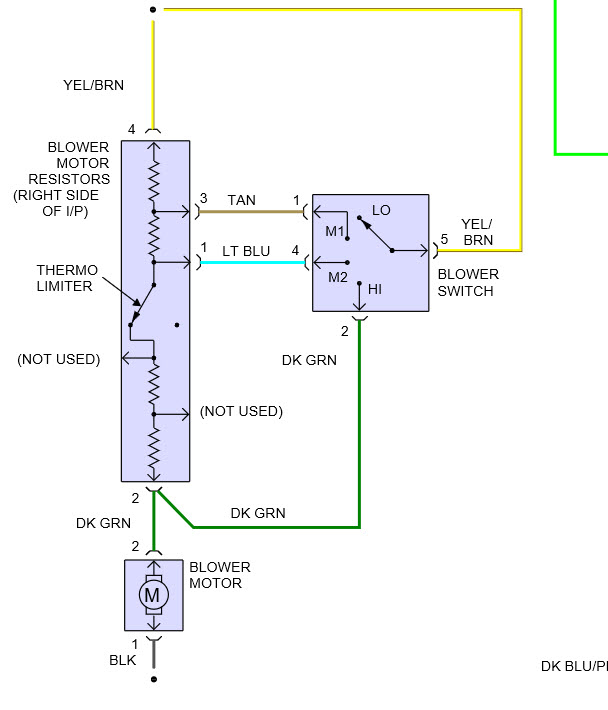 Blower Motor Relay Location I Cannot Locate Where the Blower