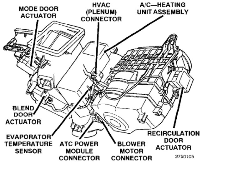 1994 chrysler concorde wiring diagrams