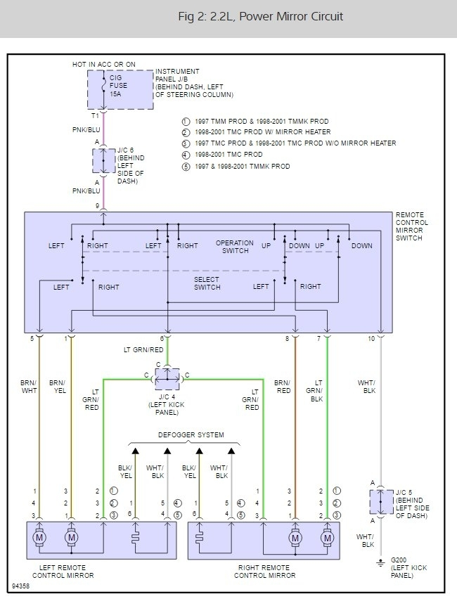 2000 379 Peterbilt Wiring Diagram Electrical Circuit Electrical