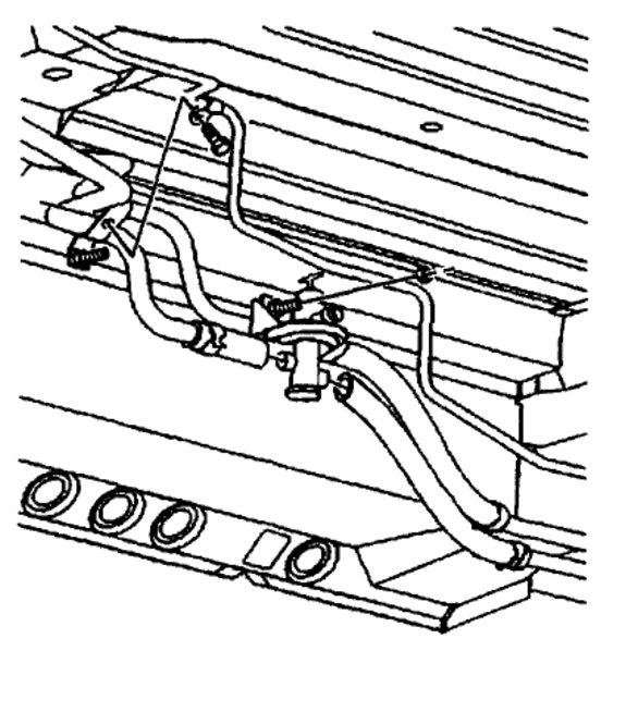 heater control valve question