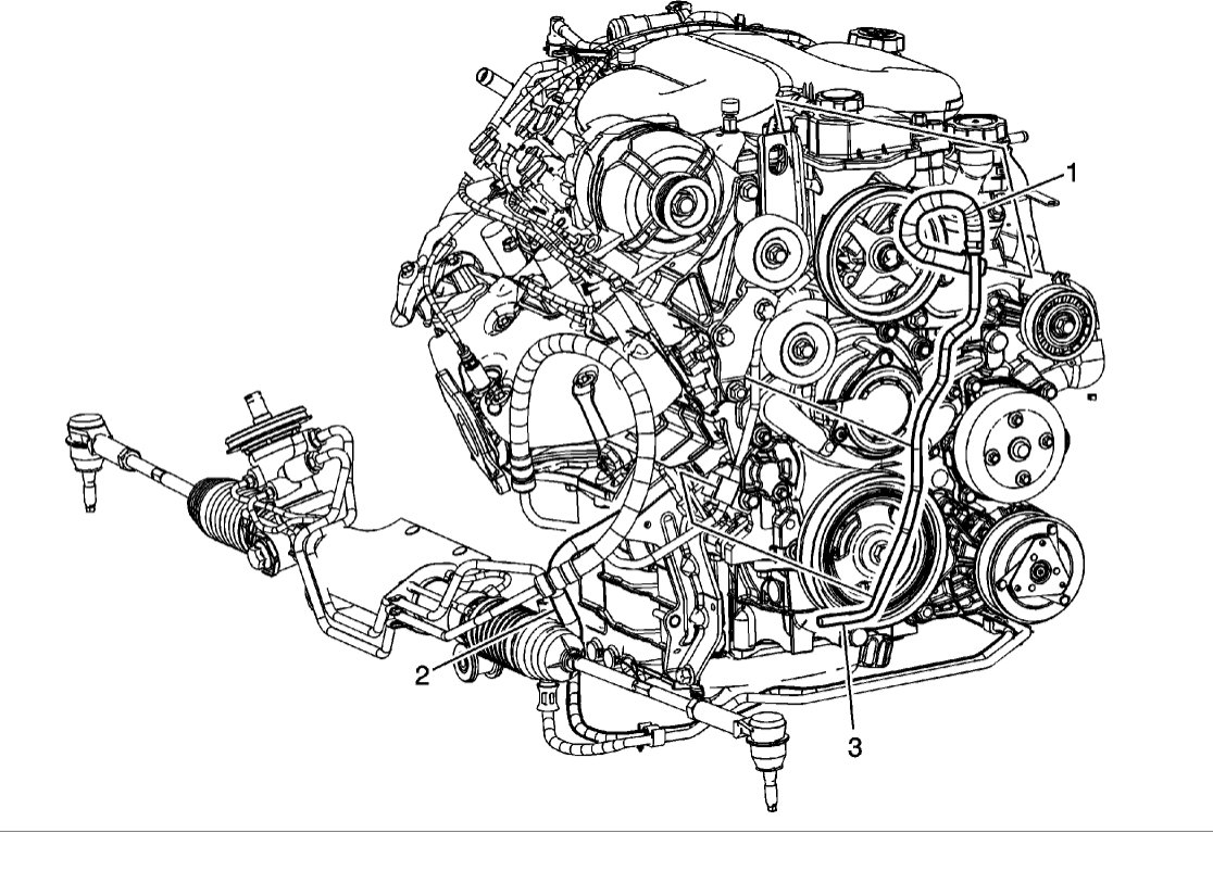chevrolet impala engine diagram