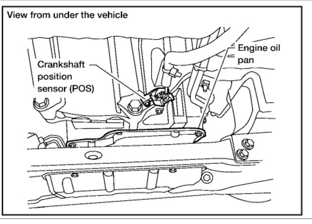 2005 nissan armada engine diagram