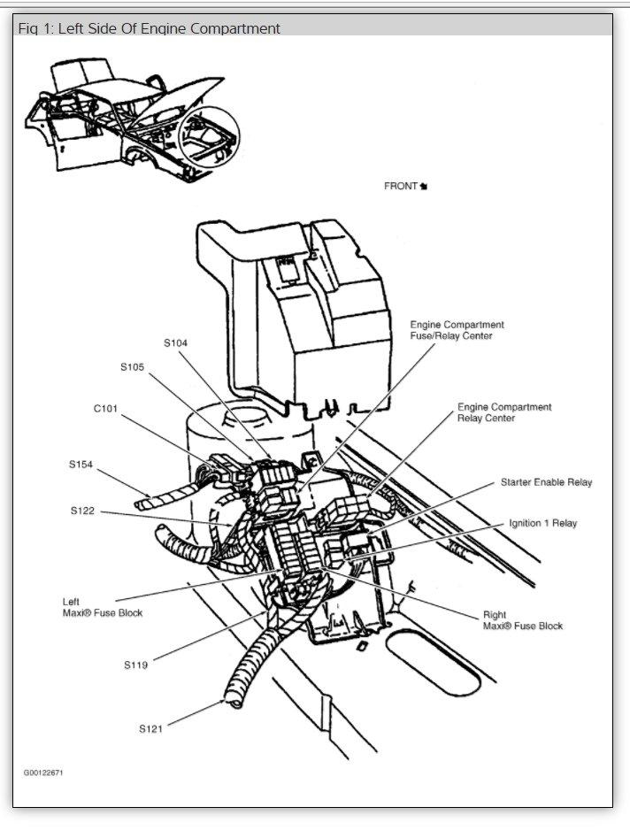 pt cruiser a c compressor wire diagrams