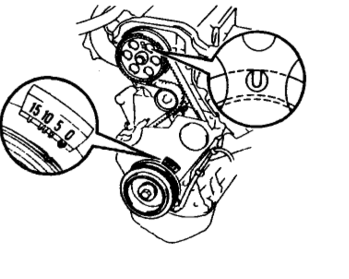 1992 subaru loyale engine diagram