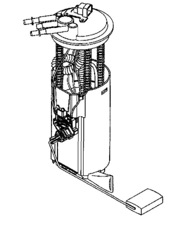 avalanche fuel filter location