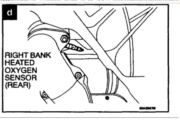 Where Is The Bank 2 Sensor 1 Heated O2 Sensor Located