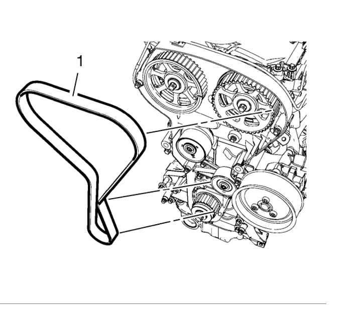 chevrolet cruze timing belt replacement
