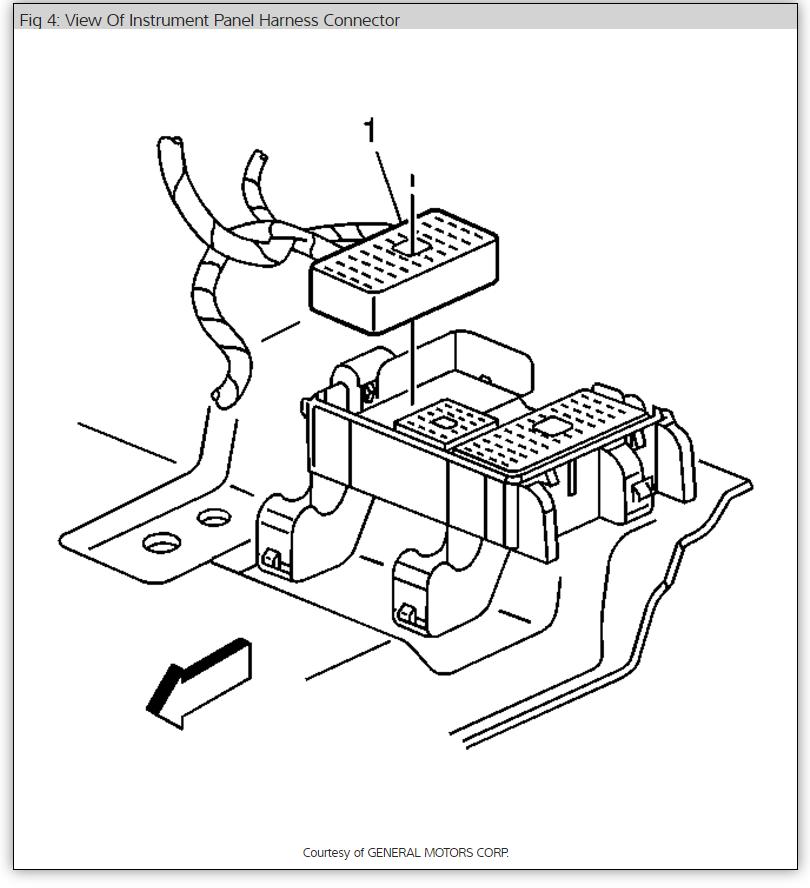 Chevy Trailblazer Rear Fuse Box \u2013 Wiring Diagrams Instructions